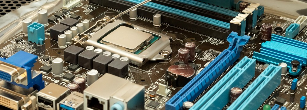 GIBcam Plattformen, Motherboard