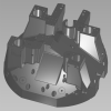 3D-CAD data import, surface repair and processing